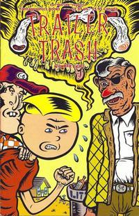 Cover Thumbnail for Trailer Trash (Fantagraphics, 1996 series) #8