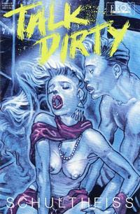 Cover Thumbnail for Talk Dirty (Fantagraphics, 1992 series) #2