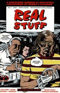 Cover Thumbnail for Real Stuff (Fantagraphics, 1990 series) #2