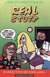 Cover Thumbnail for Real Stuff (Fantagraphics, 1990 series) #5