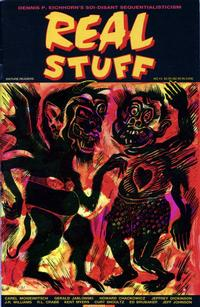 Cover Thumbnail for Real Stuff (Fantagraphics, 1990 series) #13