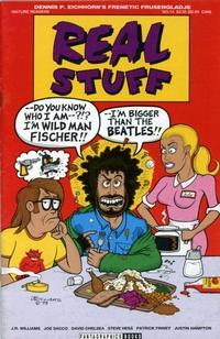 Cover Thumbnail for Real Stuff (Fantagraphics, 1990 series) #14