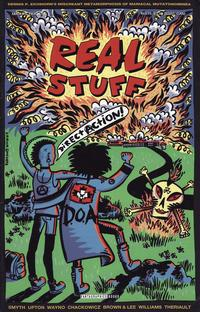 Cover Thumbnail for Real Stuff (Fantagraphics, 1990 series) #16