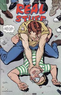 Cover Thumbnail for Real Stuff (Fantagraphics, 1990 series) #17