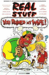 Cover Thumbnail for Real Stuff (Fantagraphics, 1990 series) #18