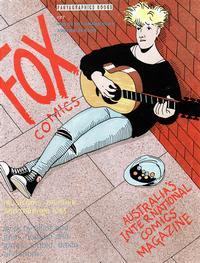 Cover Thumbnail for Fox Comics (Fox Comics / Fantagraphics Books Inc., 1989 series) #27