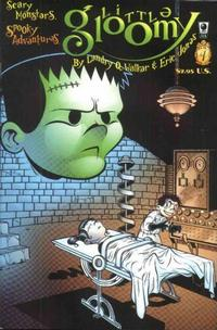 Cover Thumbnail for Little Gloomy (Slave Labor, 1999 series) #4