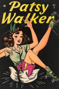 Cover Thumbnail for Patsy Walker (Marvel, 1945 series) #1
