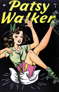 Cover Thumbnail for Patsy Walker (Marvel, 1945 series) #1