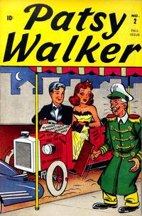 Cover Thumbnail for Patsy Walker (Marvel, 1945 series) #2