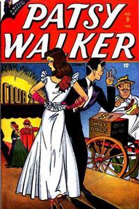 Cover Thumbnail for Patsy Walker (Marvel, 1945 series) #9