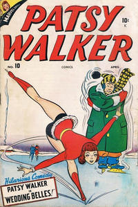 Cover Thumbnail for Patsy Walker (Marvel, 1945 series) #10