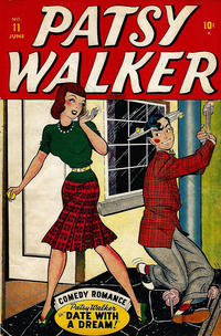 Cover Thumbnail for Patsy Walker (Marvel, 1945 series) #11