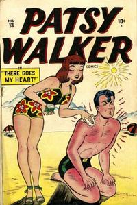 Cover Thumbnail for Patsy Walker (Marvel, 1945 series) #13