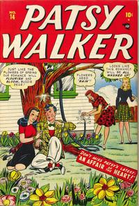 Cover Thumbnail for Patsy Walker (Marvel, 1945 series) #14