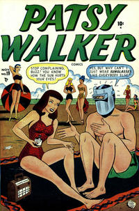 Cover Thumbnail for Patsy Walker (Marvel, 1945 series) #19