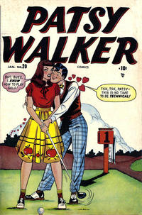 Cover Thumbnail for Patsy Walker (Marvel, 1945 series) #20