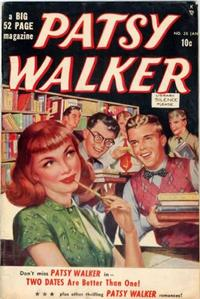 Cover Thumbnail for Patsy Walker (Marvel, 1945 series) #26