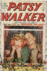Cover Thumbnail for Patsy Walker (Marvel, 1945 series) #27