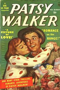Cover Thumbnail for Patsy Walker (Marvel, 1945 series) #28
