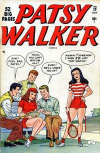Cover Thumbnail for Patsy Walker (Marvel, 1945 series) #29