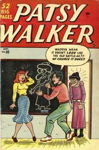 Cover Thumbnail for Patsy Walker (Marvel, 1945 series) #30