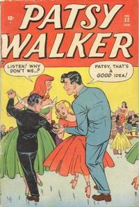 Cover Thumbnail for Patsy Walker (Marvel, 1945 series) #32