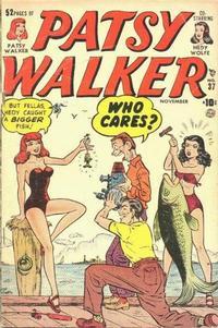 Cover Thumbnail for Patsy Walker (Marvel, 1945 series) #37