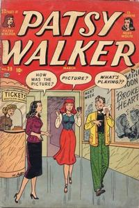 Cover Thumbnail for Patsy Walker (Marvel, 1945 series) #39