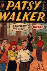 Cover Thumbnail for Patsy Walker (Marvel, 1945 series) #40