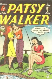 Cover Thumbnail for Patsy Walker (Marvel, 1945 series) #44