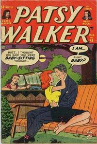 Cover Thumbnail for Patsy Walker (Marvel, 1945 series) #45