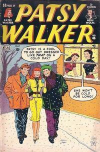 Cover Thumbnail for Patsy Walker (Marvel, 1945 series) #46