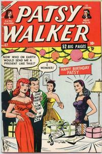 Cover Thumbnail for Patsy Walker (Marvel, 1945 series) #47