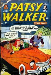 Cover Thumbnail for Patsy Walker (Marvel, 1945 series) #50