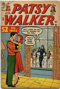 Cover Thumbnail for Patsy Walker (Marvel, 1945 series) #51