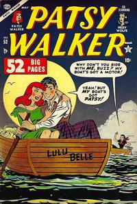Cover Thumbnail for Patsy Walker (Marvel, 1945 series) #52