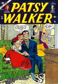 Cover Thumbnail for Patsy Walker (Marvel, 1945 series) #54