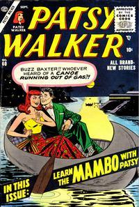 Cover Thumbnail for Patsy Walker (Marvel, 1945 series) #60