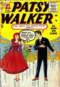 Cover Thumbnail for Patsy Walker (Marvel, 1945 series) #62