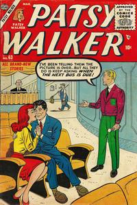 Cover Thumbnail for Patsy Walker (Marvel, 1945 series) #63