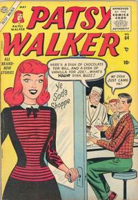 Cover Thumbnail for Patsy Walker (Marvel, 1945 series) #64