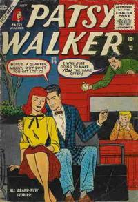 Cover Thumbnail for Patsy Walker (Marvel, 1945 series) #65