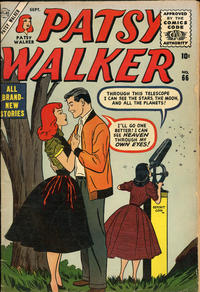 Cover Thumbnail for Patsy Walker (Marvel, 1945 series) #66