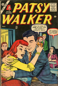 Cover Thumbnail for Patsy Walker (Marvel, 1945 series) #67