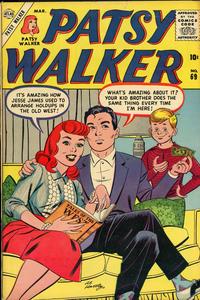 Cover Thumbnail for Patsy Walker (Marvel, 1945 series) #69