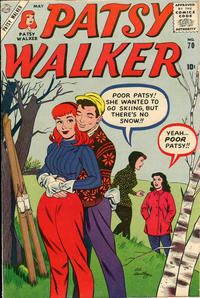 Cover Thumbnail for Patsy Walker (Marvel, 1945 series) #70