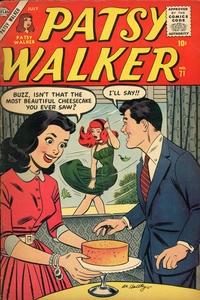 Cover Thumbnail for Patsy Walker (Marvel, 1945 series) #71