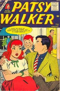 Cover Thumbnail for Patsy Walker (Marvel, 1945 series) #75