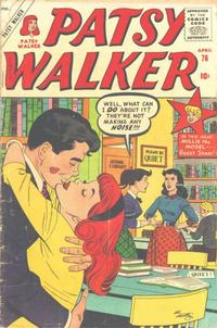 Cover Thumbnail for Patsy Walker (Marvel, 1945 series) #76